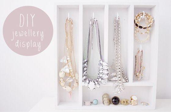 DIY-Jewellery-Display
