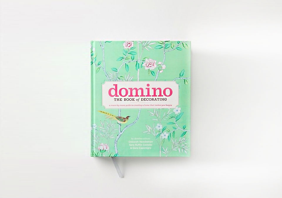 Domino : The Book of Decorating