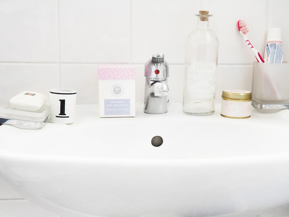 Bathroom Styling With Crosswater At Home With Abby