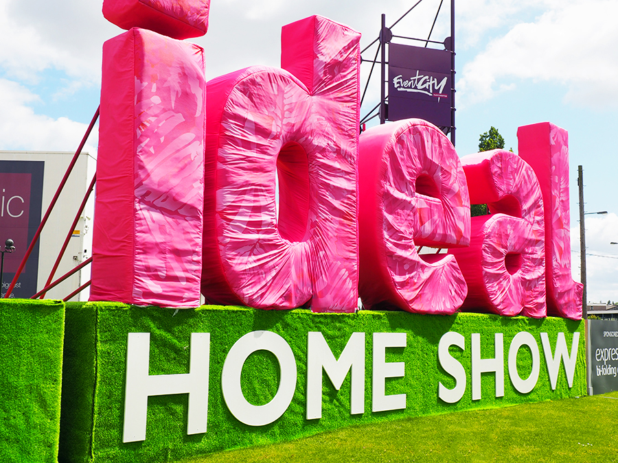 ideal home show manchester 2015 at home with abby