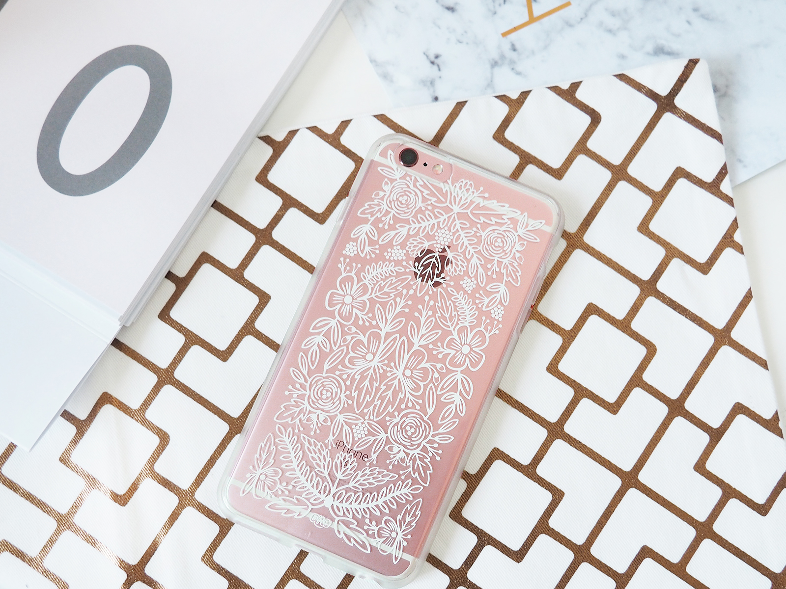 What S On My Iphone 6s Plus In Rose Gold