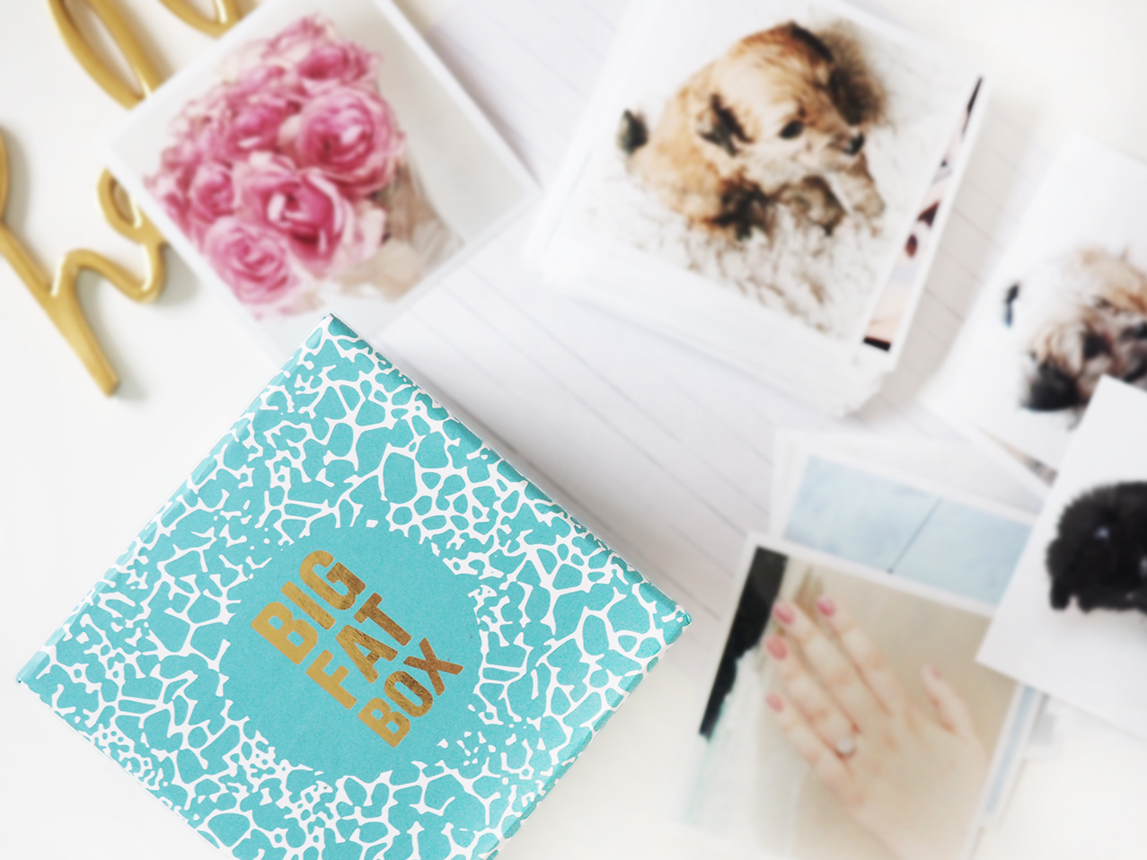 Print your Photos with Cheerz – Big Fat Box