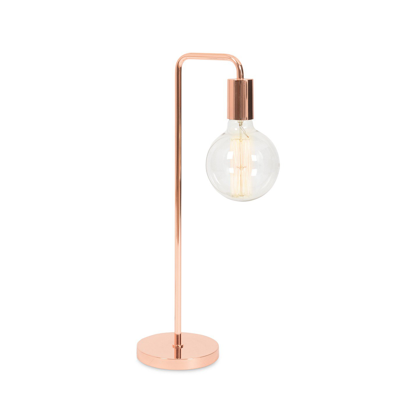 Copper Bedside Wall Lamps : Friday Finds - 5 Lighting Picks - At Home with Abby
