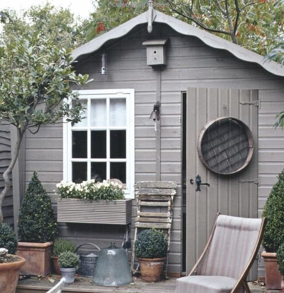 Transform Your Garden Shed Into Living Space At Home
