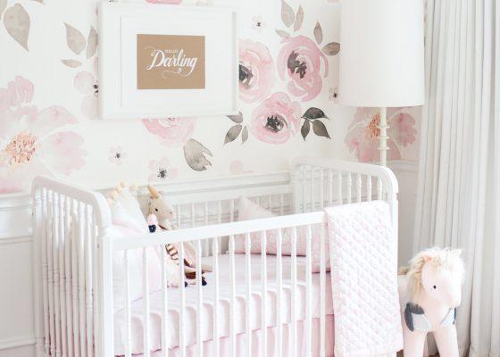 Baby-Girl-Nursery-Inspiration
