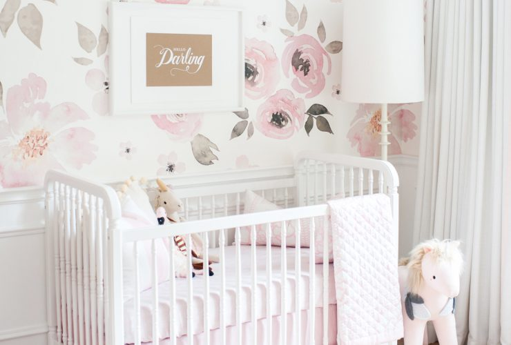 Baby-Girl-Nursery-Inspiration