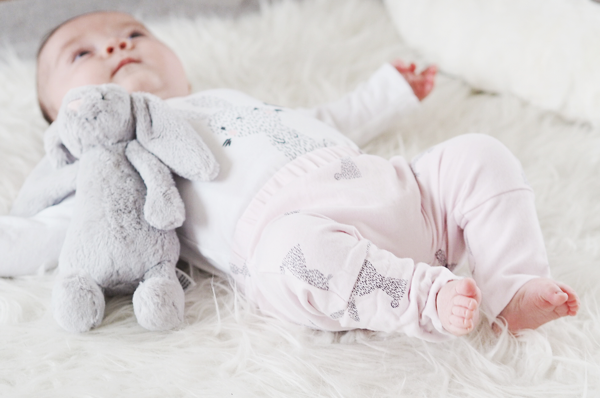 Lily's 3 Month Baby Update
