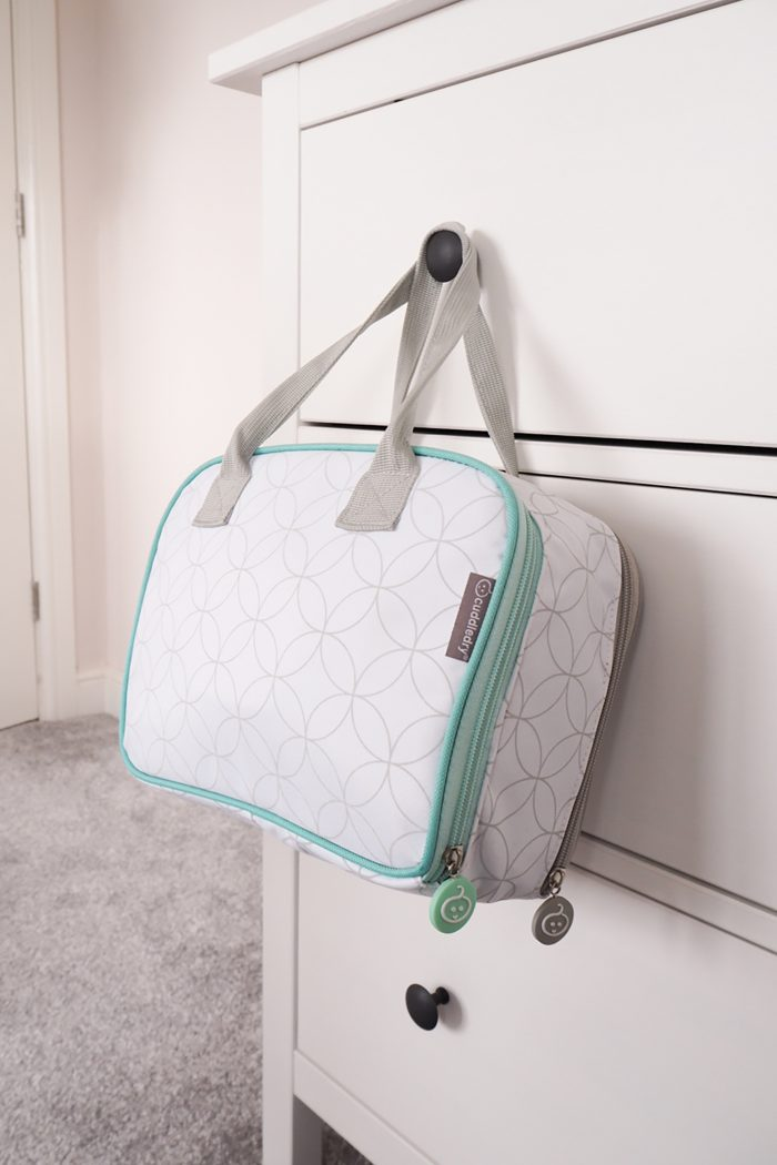 Cuddledry Baby&me Wash Bag // Review