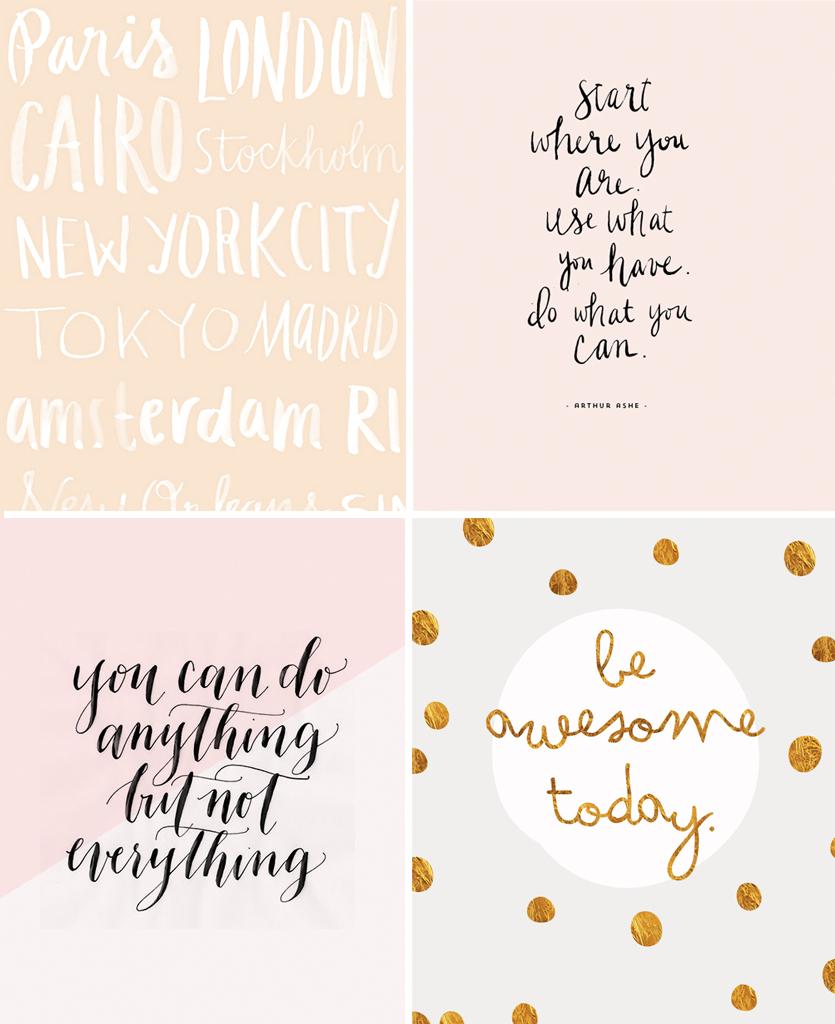 Pinterest Cute Quotes Inspirational: Desktop Wallpaper Downloads