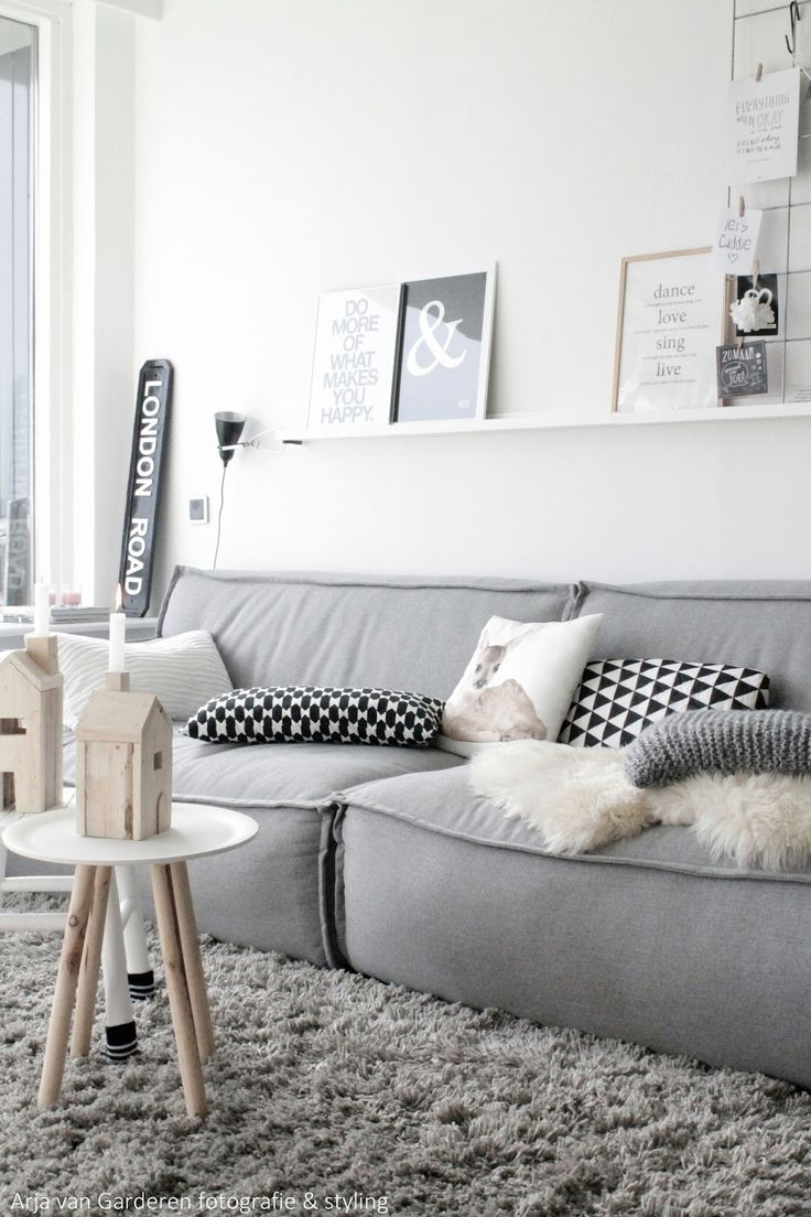 Mink Living Room Decor: Cosy Up Your Home With Faux Fur